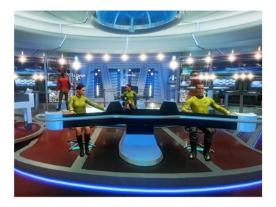 Star Trek Bridge Crew PlayStation 4