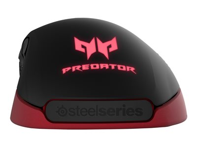 Acer Predator Gaming Mouse Mouse optical 4 buttons wired USB black
