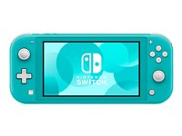 Nintendo Switch Lite Handheld game console turquoise