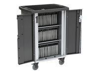 Bretford Ever Charging Cart Cart (charge only) for 45 tablets lockable steel