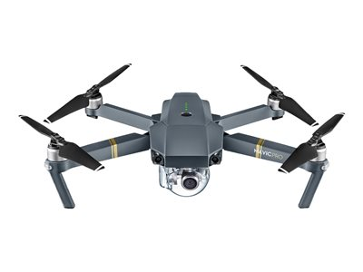 DJI Mavic Pro Platinum Fly More Combo Quadcopter Wi-Fi