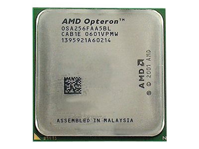 AMD Second-Generation Opteron 6262 HE 1.6 GHz 16-core Low-Power
