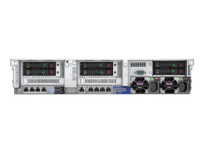 HPE ProLiant DL380 Gen10 Solution - rack-mountable - Xeon