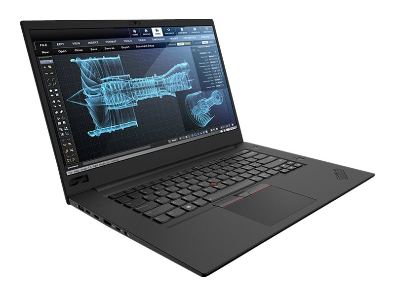 "Lenovo ThinkPad P1 - 15.6"" - Core i7 8850H - 16 GB RAM - 1 TB SSD - US"