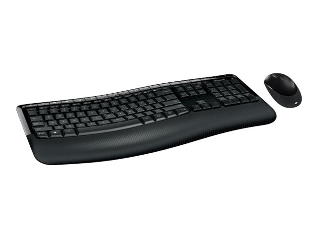 Microsoft Wireless Comfort Desktop 5050 - Tastatur-und-Maus-Set - kabellos - 2.4 GHz - Deutsch