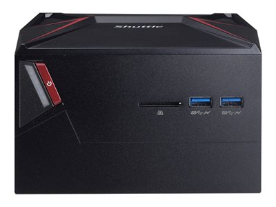 Shuttle X1 Series X1 i5 PRO SFF Core i5 7300HQ / 2.5 GHz RAM 8 GB SSD 256 GB