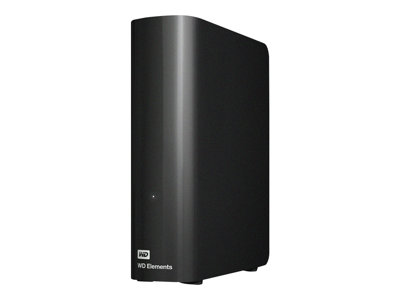 WD Elements Desktop Harddisk WDBWLG0060HBK 6TB USB 3.0