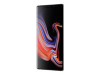 "Samsung Galaxy Note9 - SM-N960F - smartphone - 4G LTE - 512 GB - microSDXC slot - TD-SCDMA / UMTS / GSM - 6.4"" - 2960 x 1440 pixels (516 ppi) - Super AMOLED - RAM 8 GB - 12 MP (8 MP front camera) - Android - midnight black"
