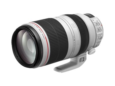 Canon EF - Telezoomobjektiv - 100 mm - 400 mm - f/4.5-5.6 L IS II USM - Canon EF