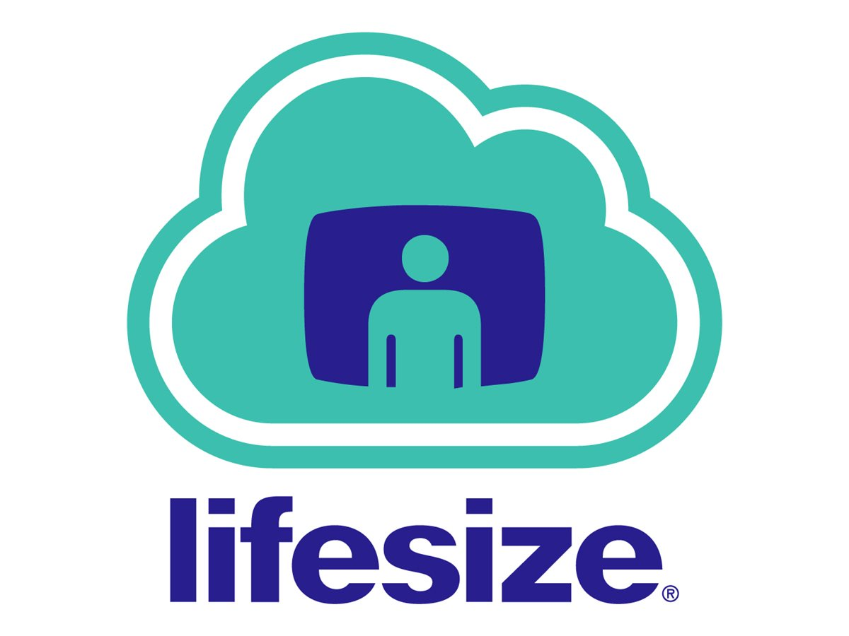 Lifesize Cloud Virtual Meeting Room - subscription license (4 years) - 1 license
