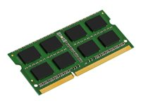 Kingston ValueRAM - DDR3 - 4 Go - SO DIMM 204 broches - 1333 MHz / PC3-10600 - CL9 - 1.5 V - mémoire sans tampon - non ECC
