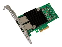 Intel Ethernet Converged Network Adapter X550-T2 Network adapter PCIe 3.0 x4 low profile