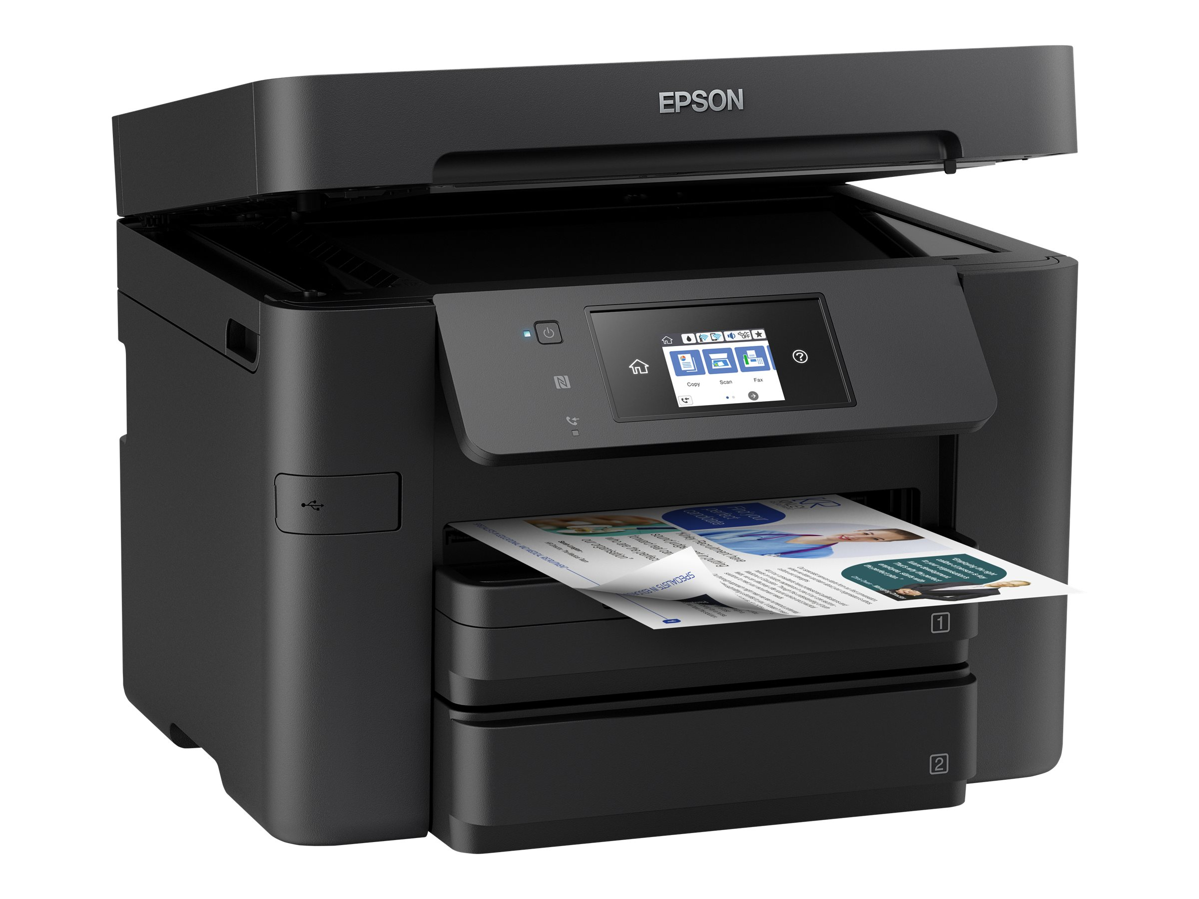 epson workforce pro wf 4730 multifunction printer color rh howardstore com Clip Art User Guide epson workforce 845 online user's guide