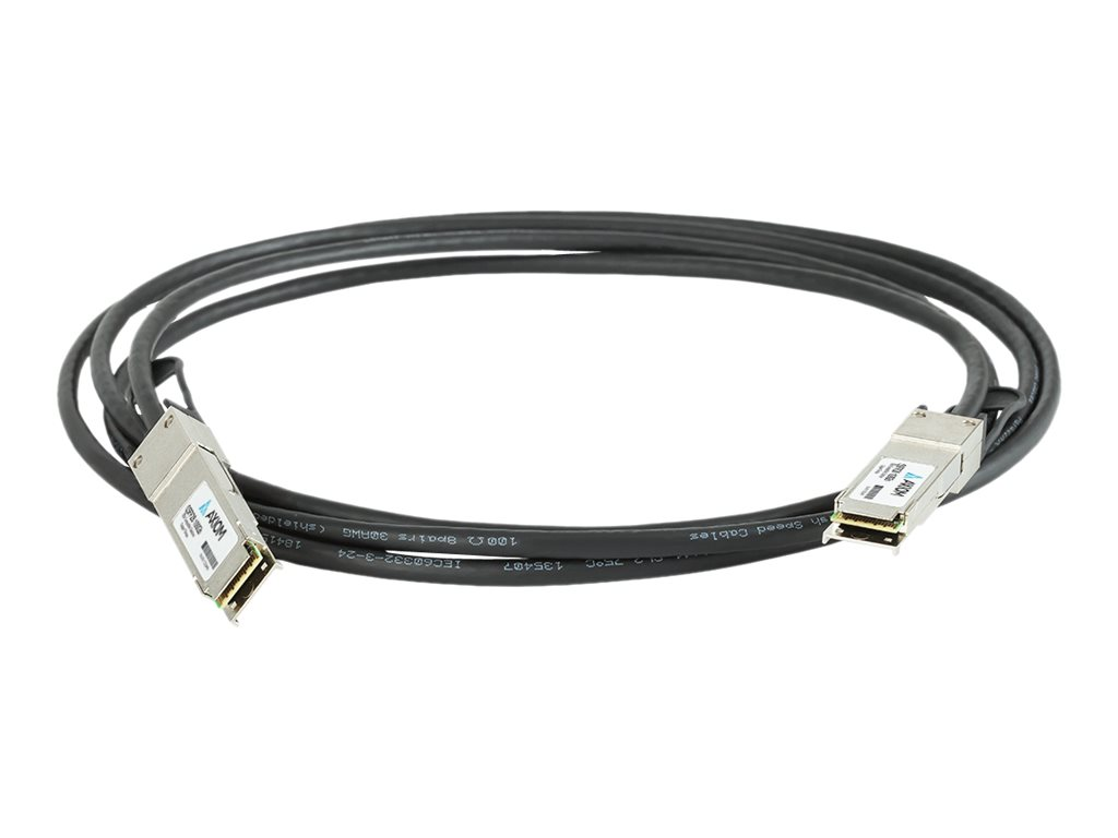 Axiom 100GBase direct attach cable - 1 m