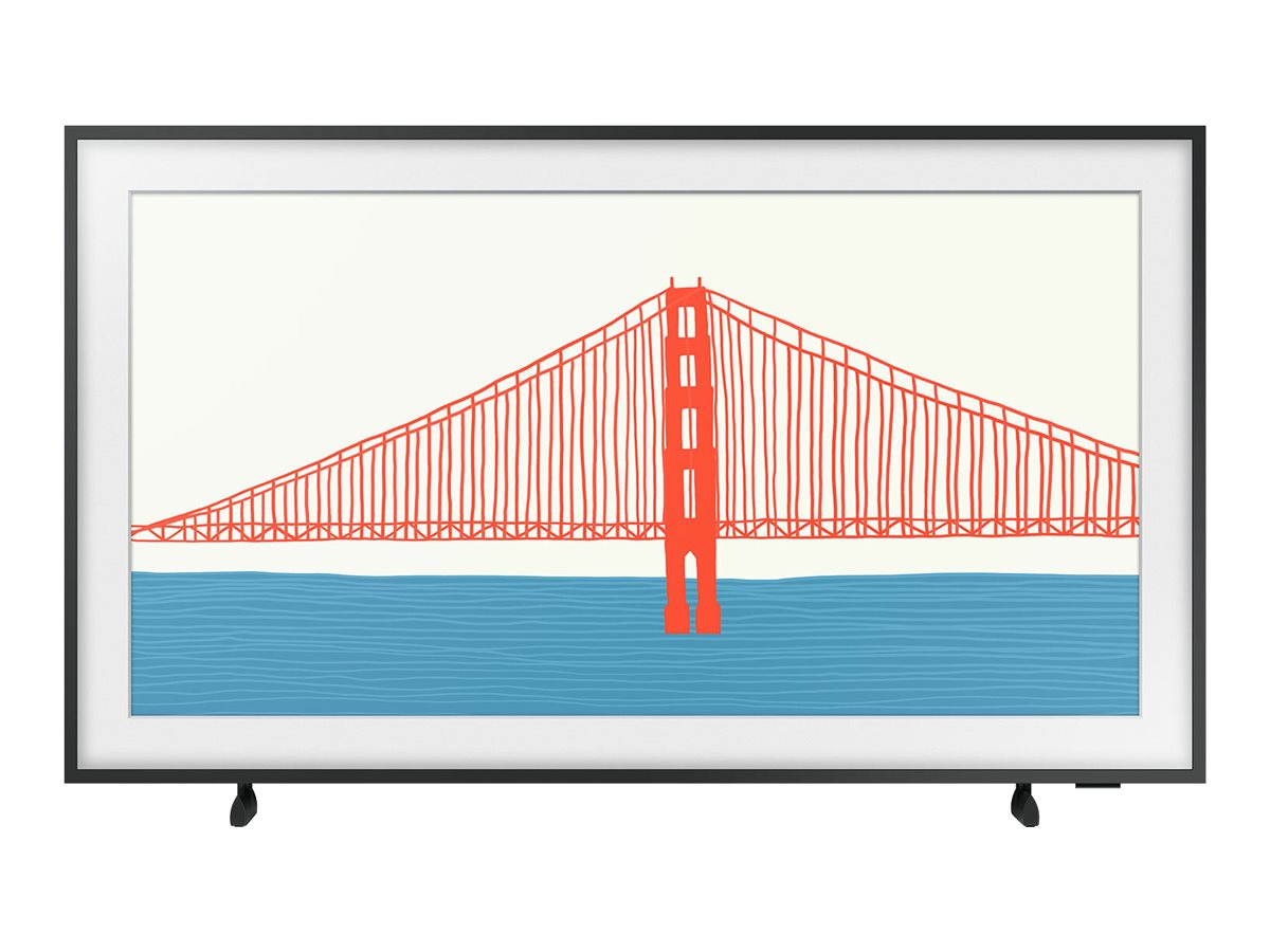 """Samsung QN43LS03AAF The Frame LS03A Series - 43"""" Class (42.5"""" viewable) LED-backlit LCD TV - QLED - 4K"""