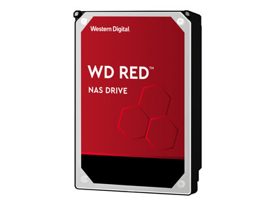 WD Red NAS Hard Drive Harddisk WD100EFAX 10TB 3.5' SATA-600 5400rpm