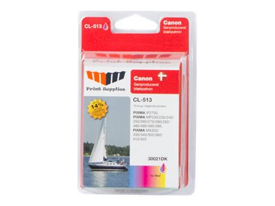 MMPS Color Inkjet Cartridge HC (CL-513)