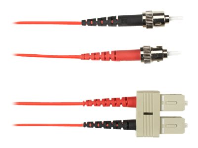 Black Box patch cable - 25 m - red