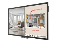 "Picture of BenQ DuoBoard CP6501K CP Series - 65"" LED display - 4K (9H.F5MTC.DE1)"