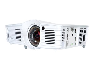 Optoma EH200ST DLP projector portable 3D 3000 ANSI lumens Full HD (1920 x 1080) 16:9