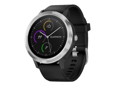 Garmin vívoactive 3 Sort Sølv Smart ur