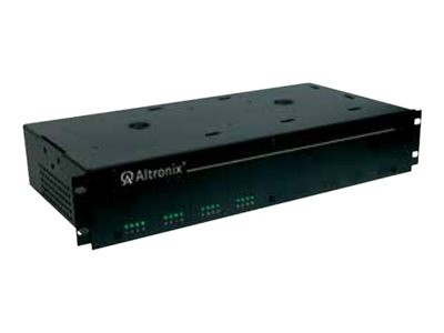 Altronix R615DC1016 Power adapter (rack-mountable) AC 115 V output connectors: 16 2U