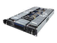 Gigabyte G291-280 (rev. 100) Server rack-mountable 2U 2-way RAM 0 GB SATA