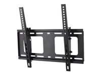 "Manhattan Monitor/TV Wall Mount (tiltable), 1 screen, 32-55"", Vesa 200x200 to 400x400mm, 80kg, Black - Wall mount for plasma / LCD / TV"