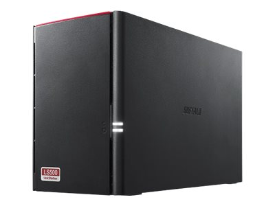 BUFFALO LinkStation 500 Series LS520DN0202 NAS server 2 bays 2 TB SATA 3Gb/s