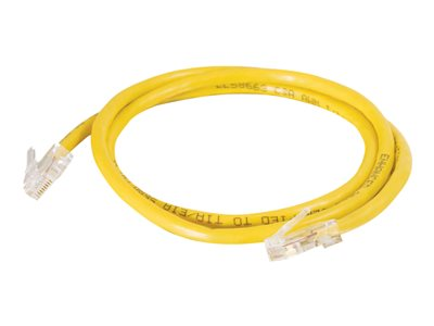 Network Patch Cable Orange C2G 1Ft Cat5E Non-Booted Unshielded Utp
