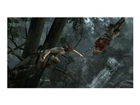 Tomb Raider Platinum Hits Xbox 360