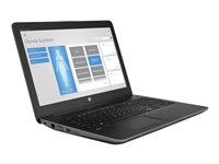 "HP ZBook 15 G4 Mobile Workstation - Core i5 7300HQ / 2.5 GHz - Win 10 Pro 64 bits - 8 Go RAM - 1 To HDD - 15.6"" 1920 x 1080 (Full HD) - HD Graphics 630 - kbd : français"
