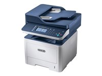 Xerox WorkCentre 3335V_DNI - Imprimante multifonctions - Noir et blanc - laser - Legal (216 x 356 mm) (original) - Legal (support) - jusqu'à 33 ppm (impression) - 300 feuilles - USB, LAN, Wi-Fi