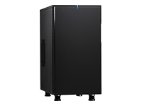 Fractal Design Define Mini - Mini tower - micro ATX - no power supply - black - USB/Audio