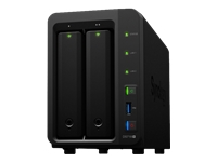 Picture of Synology Disk Station DS718+ - NAS server - 0 GB (DS718+)