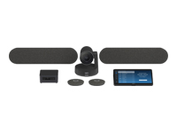 Picture of Logitech Tap for Zoom Large Rooms - video conferencing kit - with Intel NUC (Core i7) (TAPZOOMLARGE/