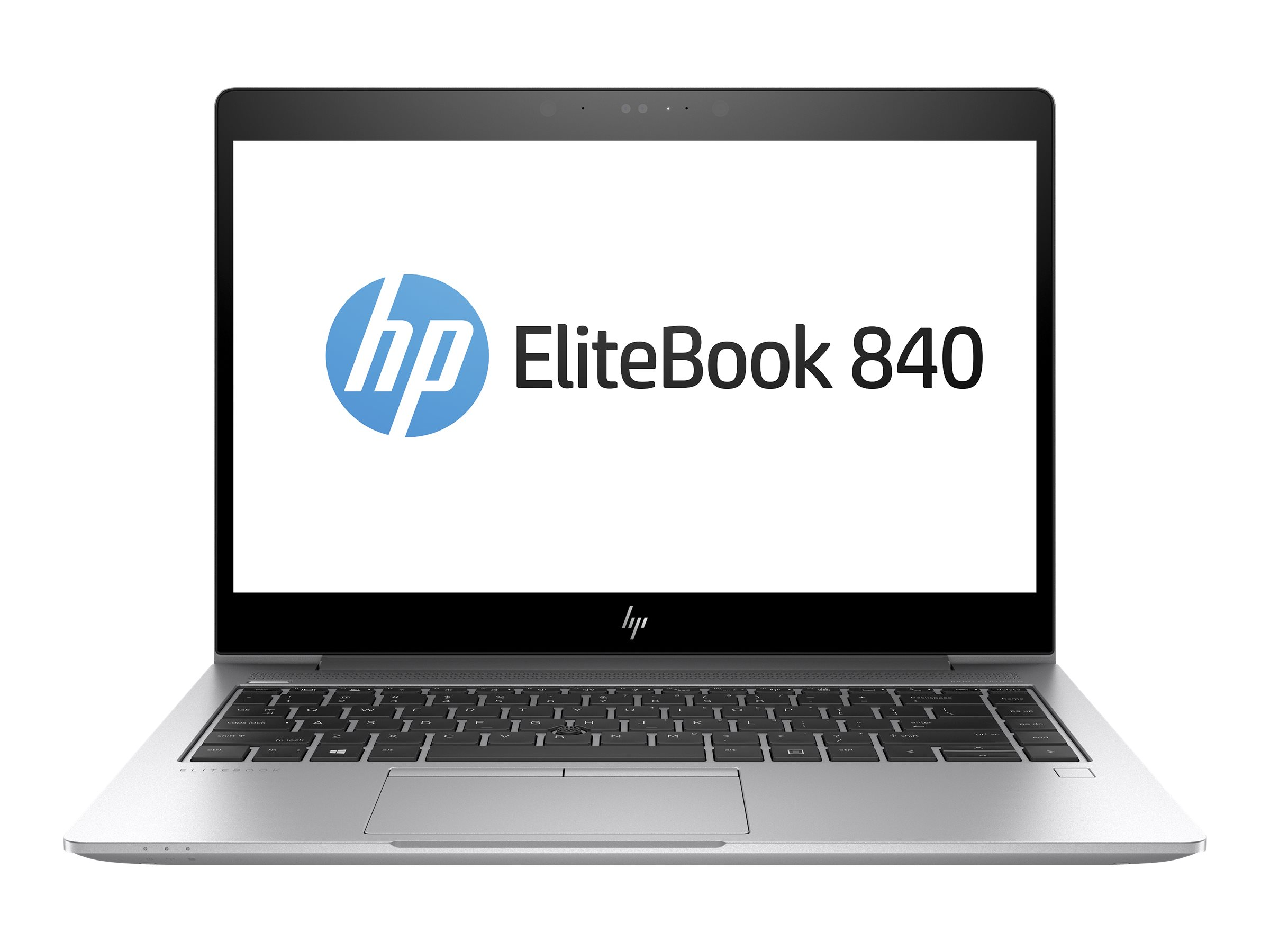 "HP EliteBook 840 G5 - Core i7 8650U / 1.9 GHz - Win 10 Pro 64-Bit - 16 GB RAM - 512 GB SSD TLC - 35.6 cm (14"") IPS 1920 x 1080 ("