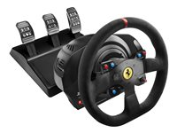 Thrustmaster Ferrari T300 Integral Racing Rat og pedalsæt PC Sony PlayStation 3 Sony PlayStation 4