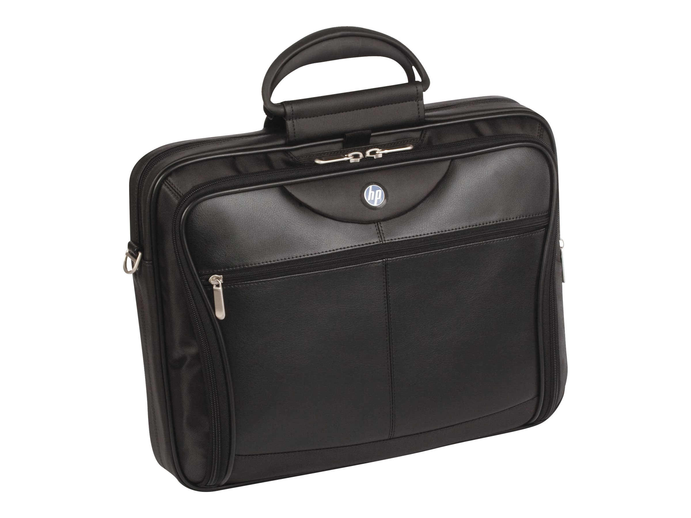 HP Ultra Nylon/Leather Computer Case notebook carrying case