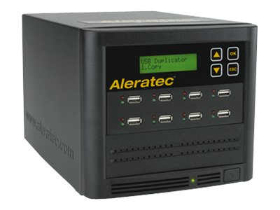Aleratec 1:7 USB HDD Copy Cruiser SA USB drive duplicator 7 bays (USB 2.0)