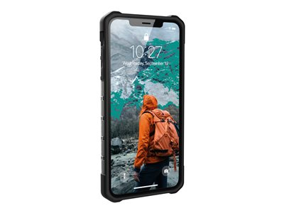 Rugged Case for iPhone XS Max [6.5-inch screen] - Plasma Ash