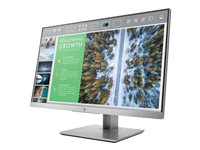 "HP EliteDisplay E243 - LED monitor - 23.8"" - 1920 x 1080 Full HD (1080p) - IPS - 250 cd/m² - 1000:1 - 5 ms - HDMI, VGA, DisplayPort"
