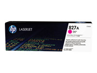 HP 827A Magenta original LaserJet toner cartridge (CF303A)