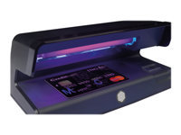 Safescan 50 - Counterfeit detector - black
