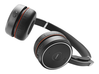 Product Jabra Evolve 75 Ms Stereo Headset
