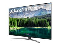 LG 55SM8600PUA 55INCH Class (54.6INCH viewable) Nano 8 Series LED TV Smart TV webOS, ThinQ AI