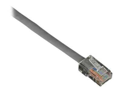 Black Box patch cable - 9.1 m - gray
