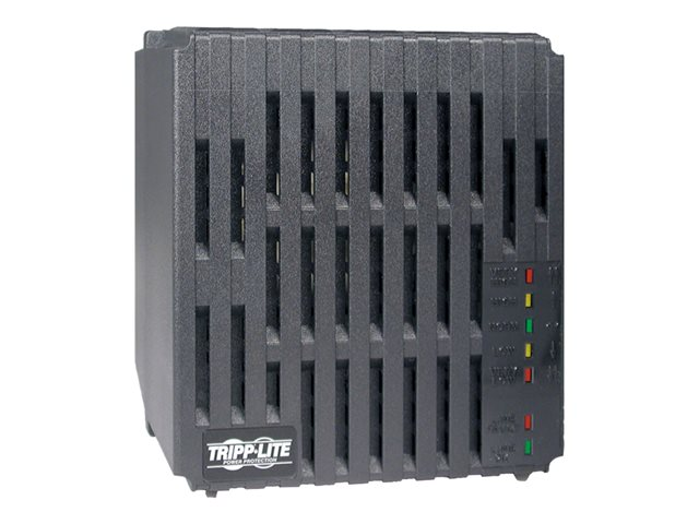Tripp Lite 1200W Line Conditioner w/ AVR / Surge Protection 120V 10A 60Hz 4 Outlet 7ft Cord Power Conditioner