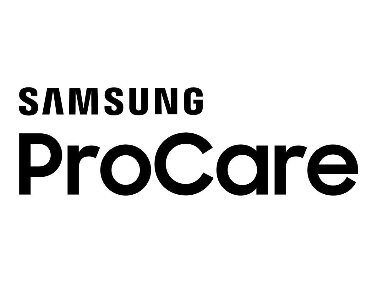 Samsung ProCare Fast Track with White Glove Delivery - extended service agreement - 5 years