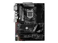 ASUS ROG STRIX Z270H GAMING - Carte-mère - ATX - Socket LGA1151 - Z270 - USB 3.0, USB 3.1 - Gigabit LAN - carte graphique embarquée (unité centrale requise) - audio HD (8 canaux)